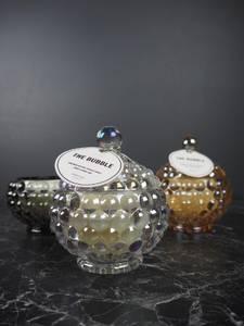 Bilde av Bubbelglass med duftelys