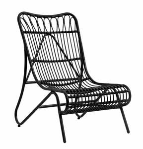 Bilde av Haze lounge chair black